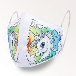 MNS01-017-Mund-Nasen-Schutz-Maske-Unicorn-1