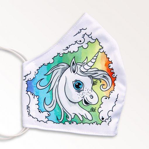 MNS01-017-Mund-Nasen-Schutz-Maske-Unicorn-2