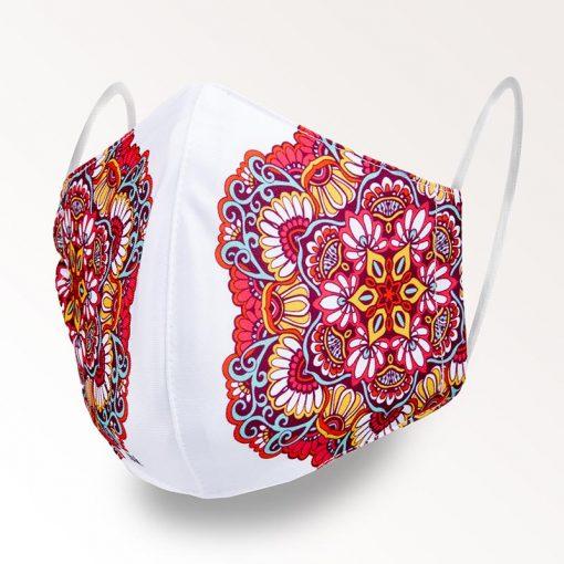 MNS01-025-Mund-Nasen-Schutz-Maske-Floral-1