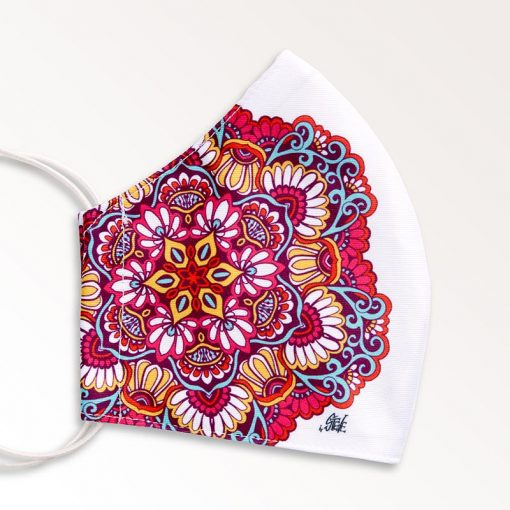 MNS01-025-Mund-Nasen-Schutz-Maske-Floral-2