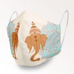 MNS01-026-Mund-Nasen-Schutz-Maske-Ganesha-Nee-1