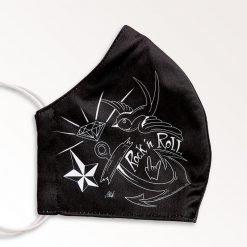 MNS01-049-Mund-Nasen-Schutz-Maske-Rock-n-Roll-2