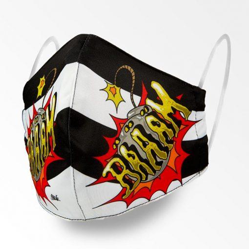 MNS01-062-Mund-Nasen-Schutz-Maske-Bomb-Stripes-1