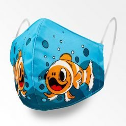 MNS01-068-Mund-Nasen-Schutz-Maske-Happy-Nemo-1