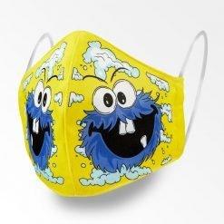 MNS01-073-Mund-Nasen-Schutz-Maske-Kruemelmonster-Yellowjackets-1