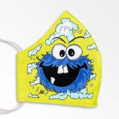 MNS01-073-Mund-Nasen-Schutz-Maske-Kruemelmonster-Yellowjackets-2