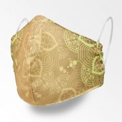 MNS01-093-Mund-Nasen-Schutz-Maske-Mandala-Gold-2-1