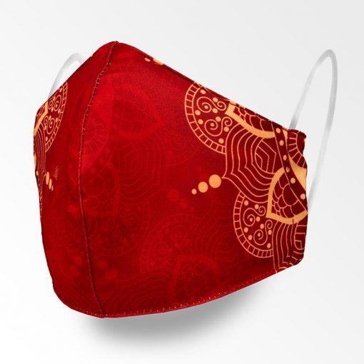 MNS01-095-Mund-Nasen-Schutz-Maske-Mandala-Purple-1