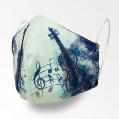 MNS01-128-Mund-Nasen-Schutz-Maske-Popart-Violine-1