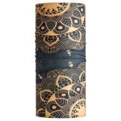 TUB01-011-Schlauchschal-Tube-Loop-Bandana-Mandala-Golden-Grey-2